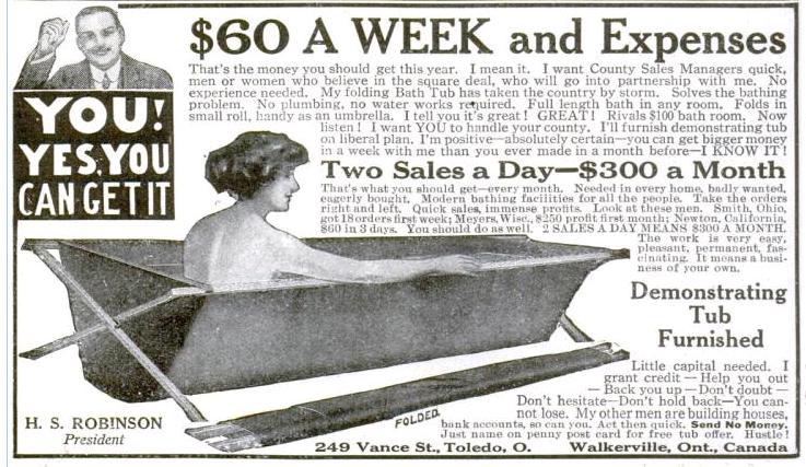 foldingbathtub