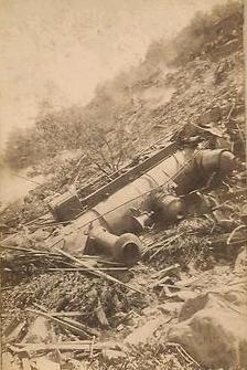 Shohola Tran Wreck of 1864