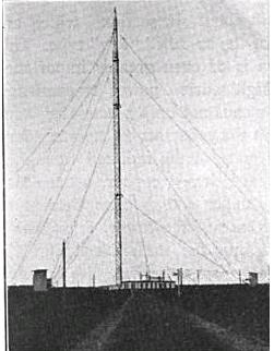 German station at Sayville, Long Island, allowed back on the air.