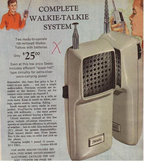 1969SearsWalkieTalkie