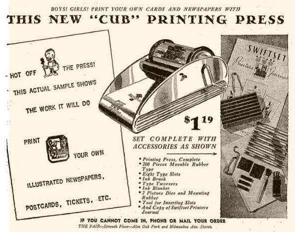 CubPrintingPress