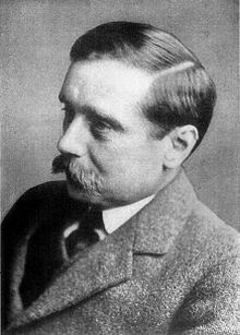 H.G. Wells (Wikipedia photo.)