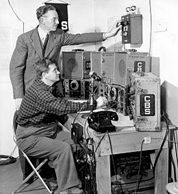 CBS Short Wave Listening Station, Long Island. Wikipedia photo.