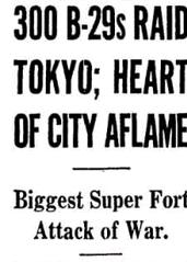 Chicago Tribune, March 10, 1945