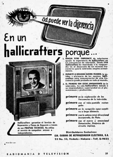 HallicraftersCuba