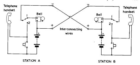 How To Connect Two Old Telephones And Ring