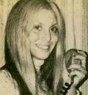 Kathi Martin, 1975.