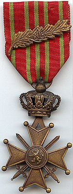 Croix de Guerre. Wikipedia photo.