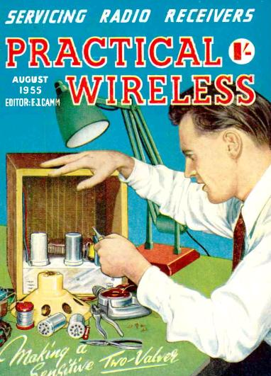 1955AugustPracticalWireless