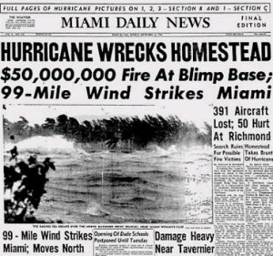 Miami Daily News, Sept. 16, 1945.
