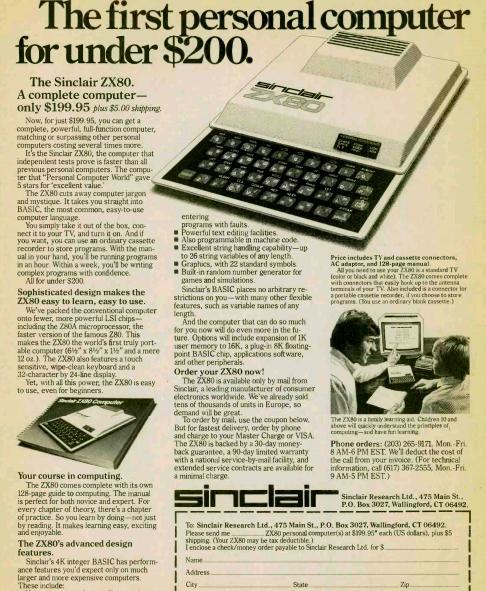 SinclariZX80Ad