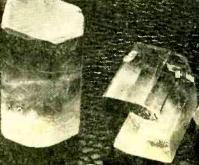 Near perfect crystals from 1968 article.