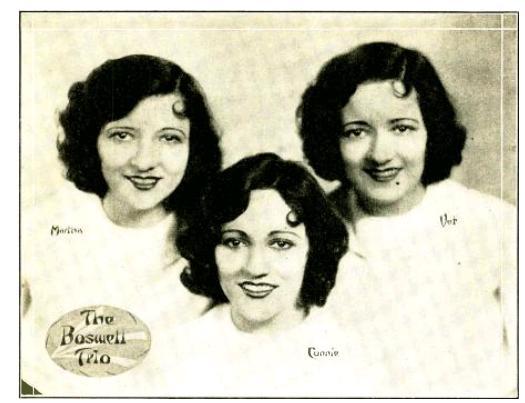 1931BoswellSisters