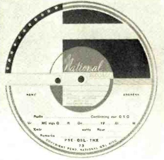 1941QSLdisc