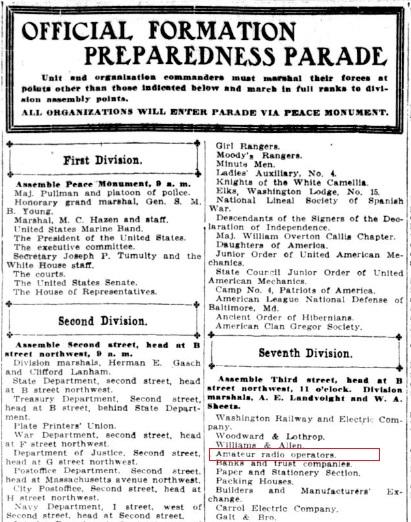 1914ParadeOrder
