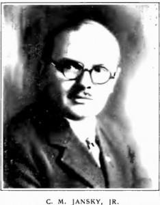 1926septradiobroadcastjansky