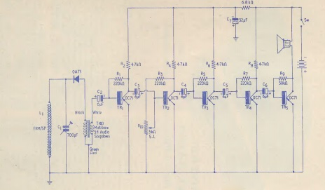 1957MarRadioConstructorSchematic