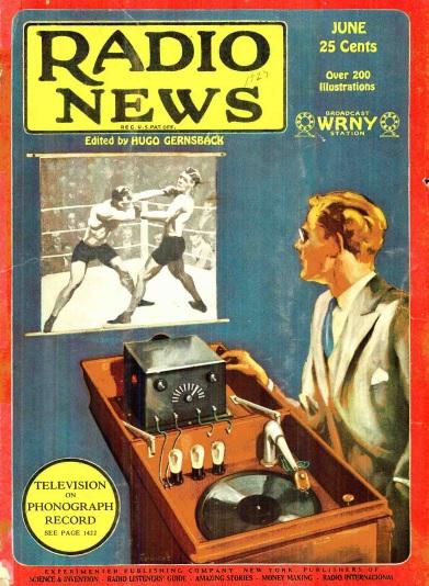1927JuneRadioNews