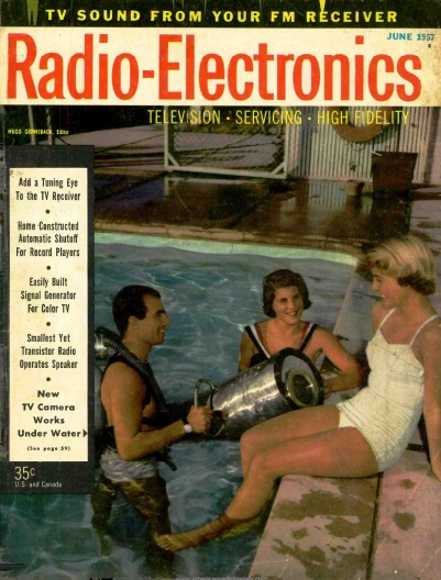 1957JuneRadioElecCover