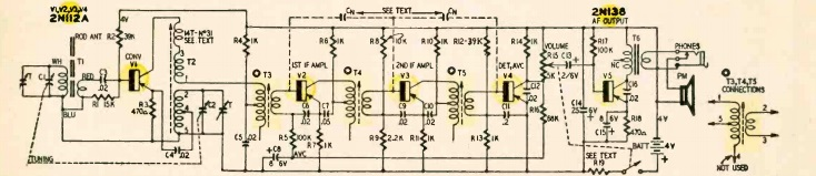 1957JuneRadioElecSchematic
