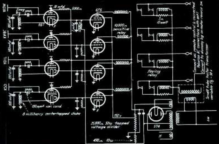 1937OctRadioRetailingSchematic
