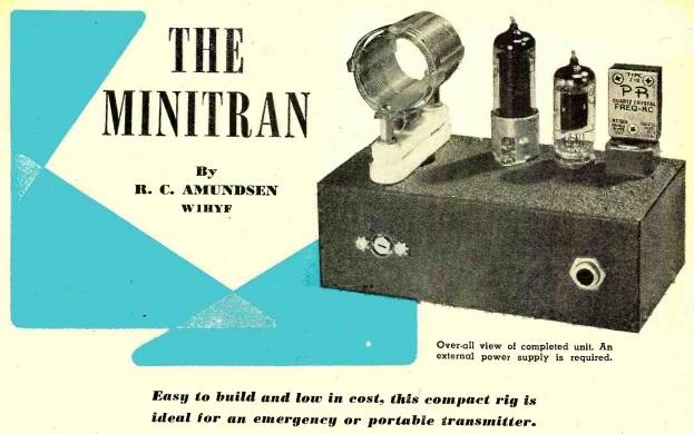 1948 two tube transmitter. Black Bedroom Furniture Sets. Home Design Ideas