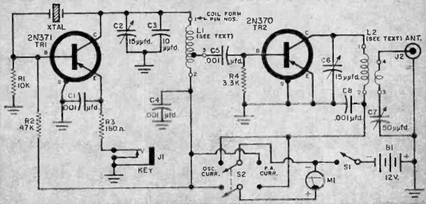 1958 popular electronics two